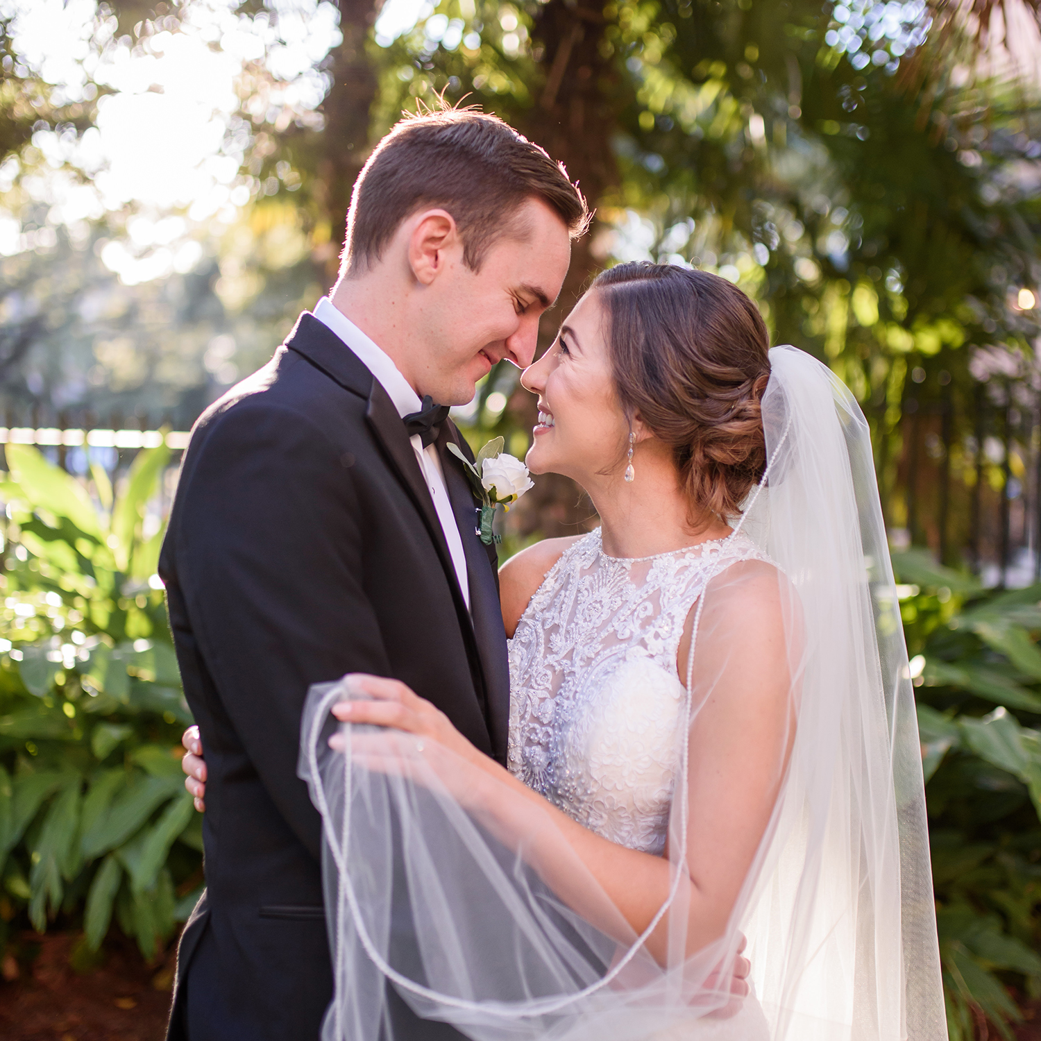 Uptown New Orleans St Charles Ave Wedding Rayne and the Columns | Emma & Jason