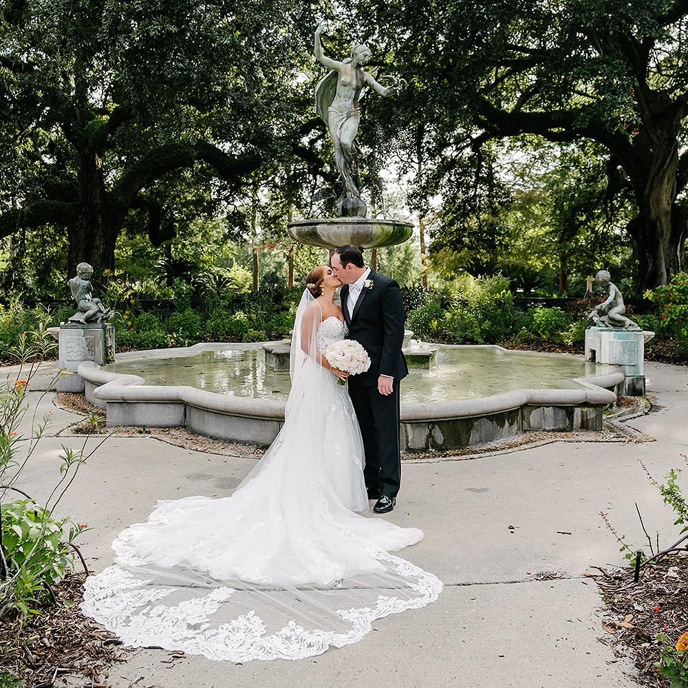 Holy Name of Jesus Audubon Tea Room Wedding Photographer | Kyle & Dominique