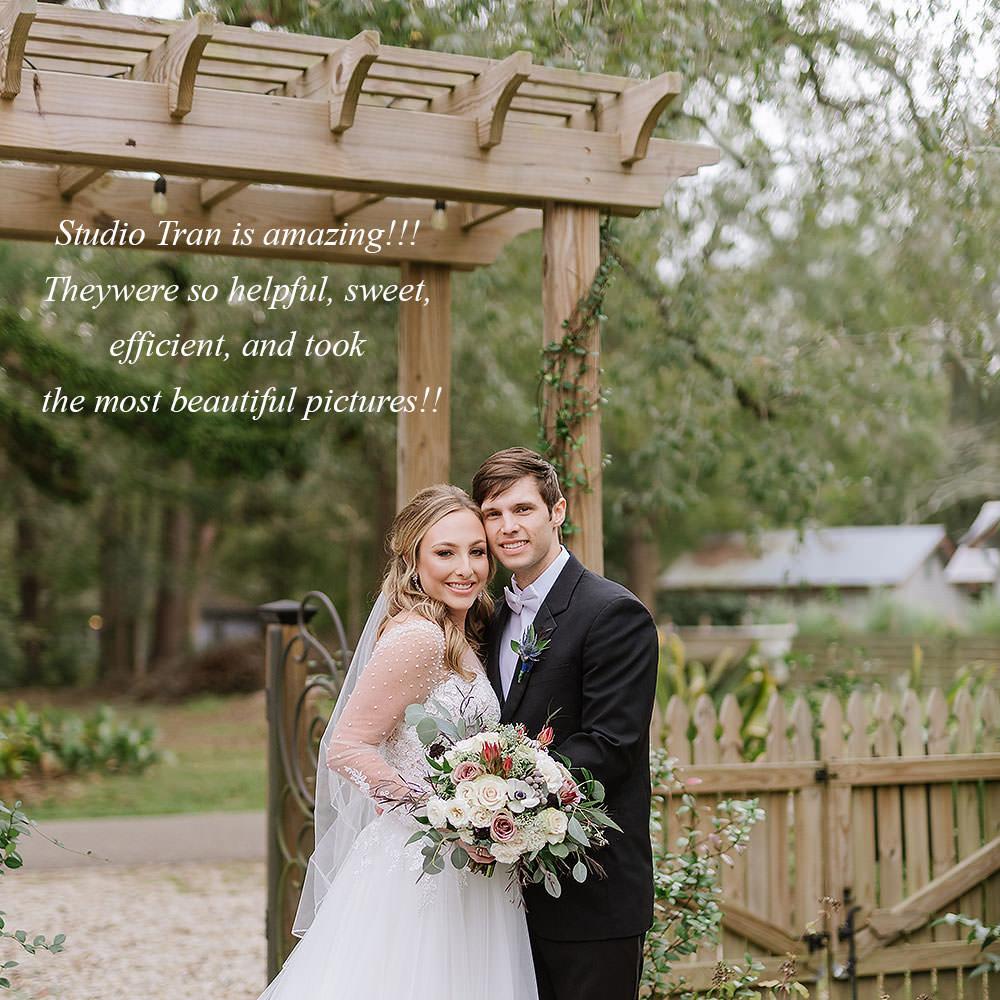 Maison Lafitte Abita Sprints Hotel Wedding   Emily & Lee