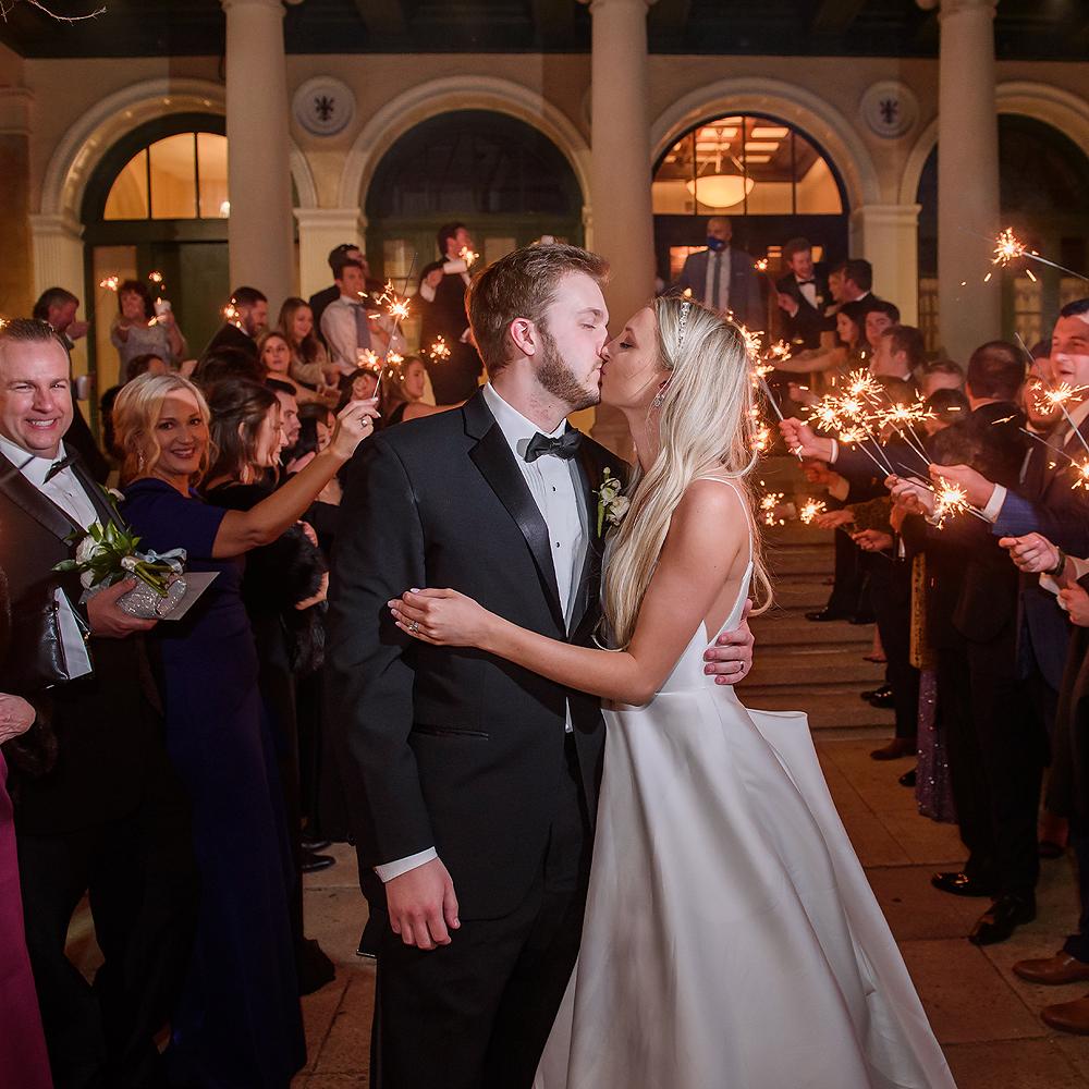 Rayne Memorial Church and City Club Baton Rouge Wedding | Ann & Tyler