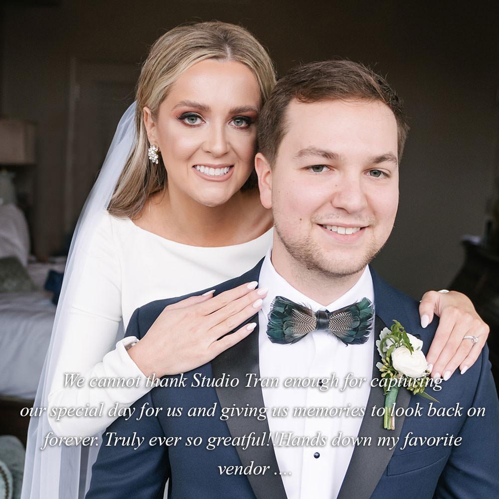 Chateau Country Club St. Louis Cathedral Wedding | Kelli & Dalton