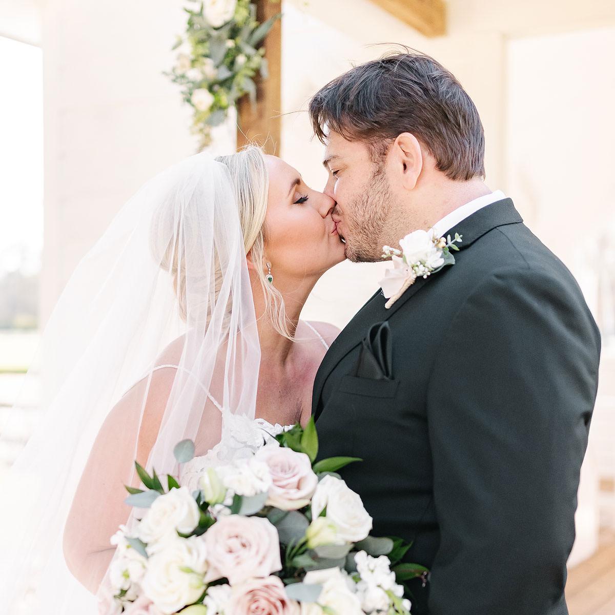 The Berry Barn Liuzza Farms Wedding Photographer | Chelsey & David